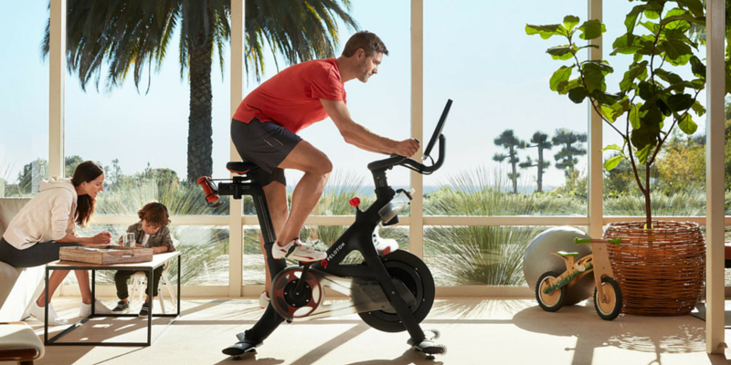 Cyclette e spinning bike contro l'ipertensione